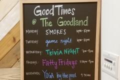 Goodland sign