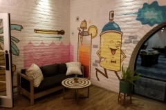 painted wall 2