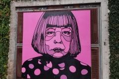Funk Zone street art