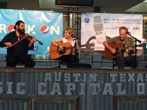Live-music-Austin-airport