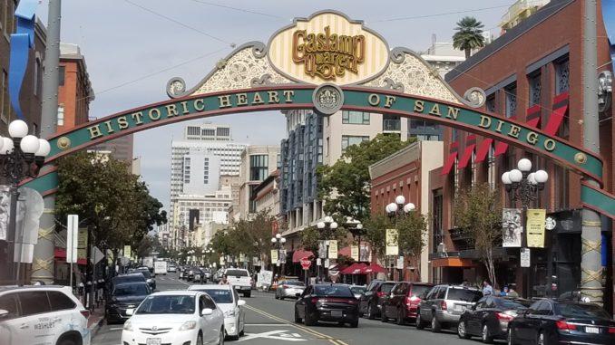 Gaslamp-Quarter-San-Diego-Convention-Center