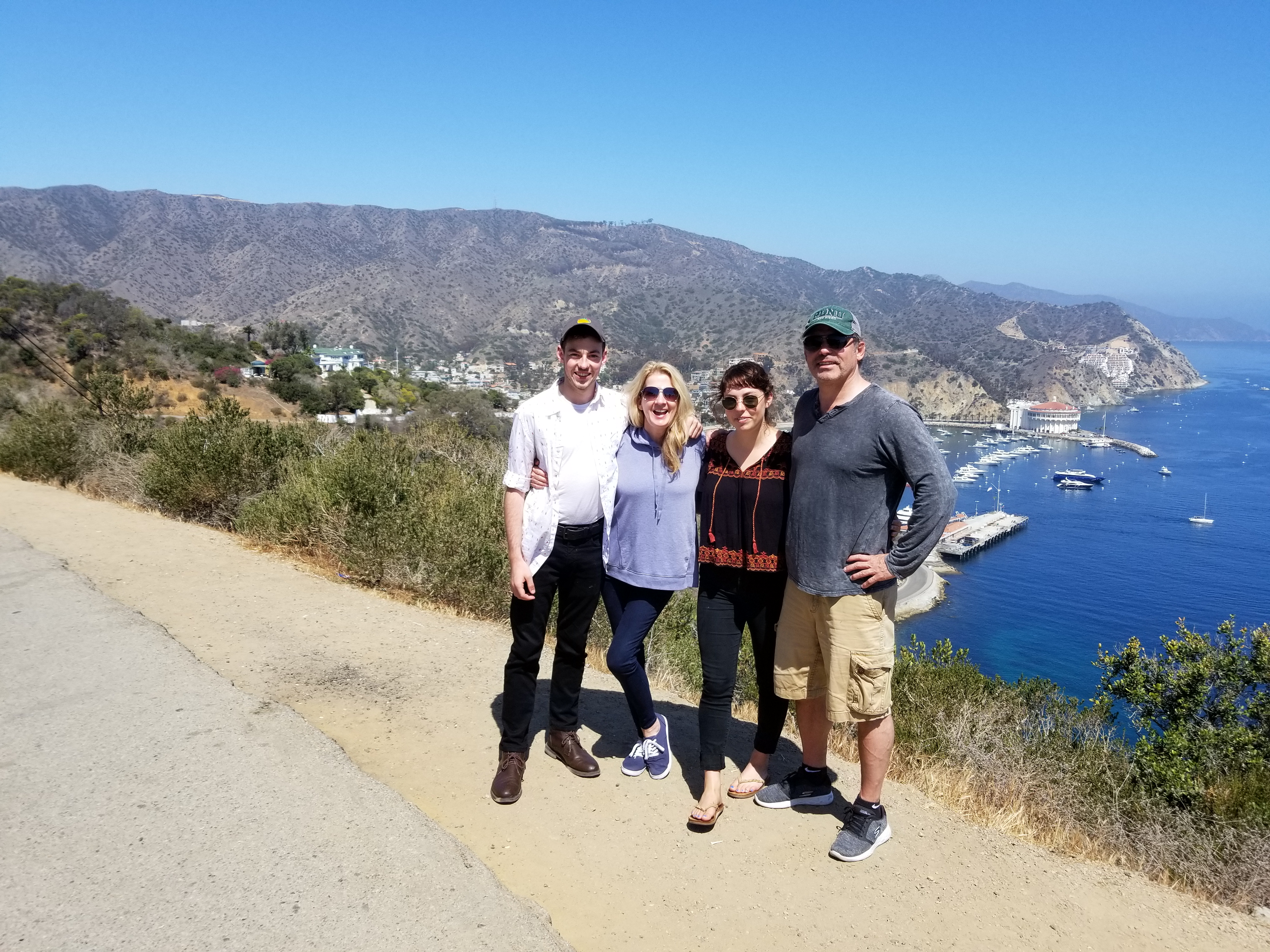 Catalina-atop-Mt-Ada