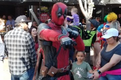 San Diego Comic-Con Cosplay Photos