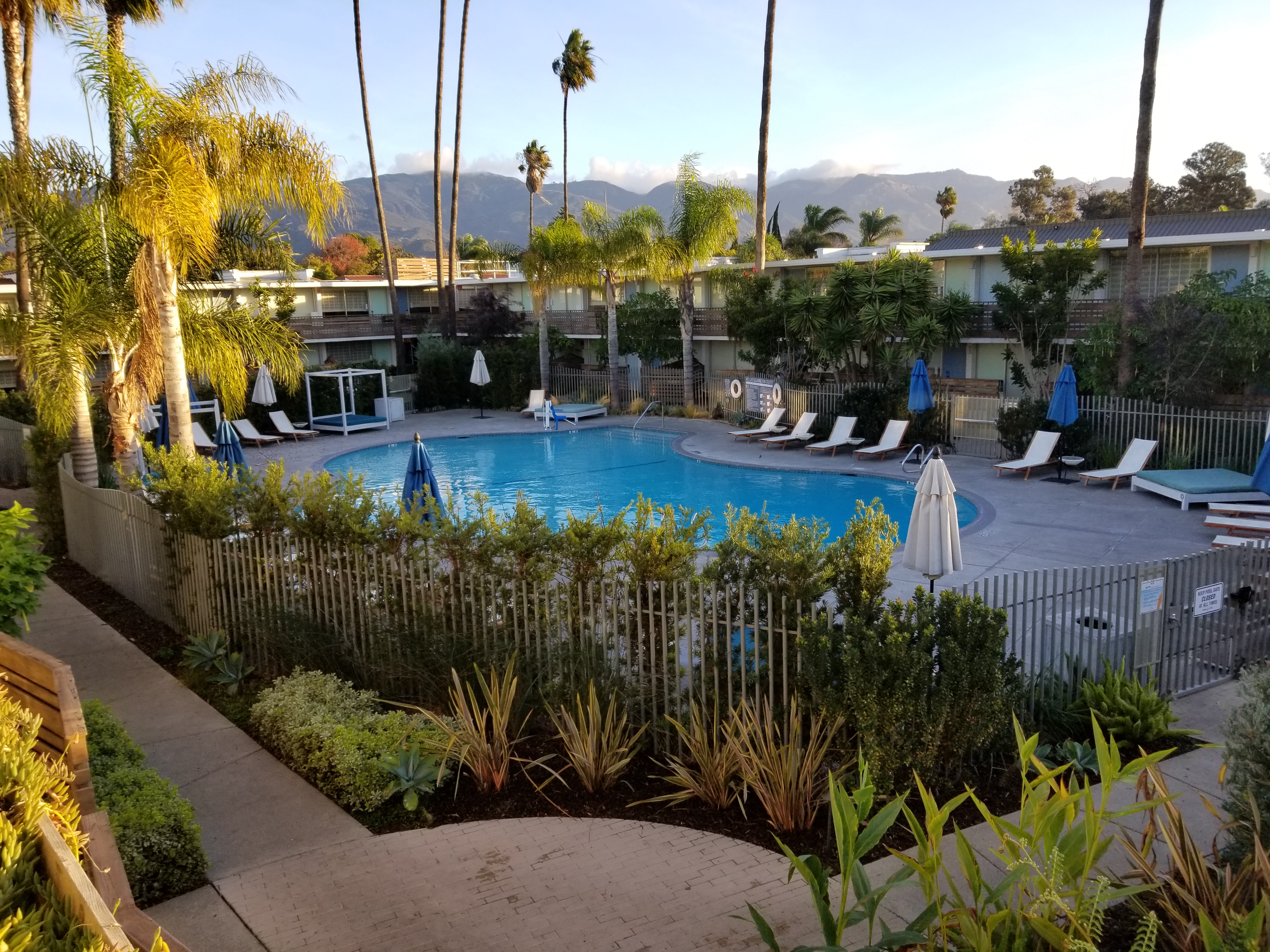 Goodland pool