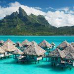Tahiti-bungalows