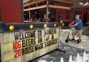 Bangers Sausage and Beer Garden