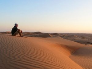 Bourdain-desert