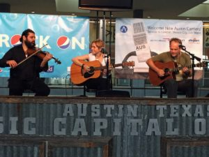 Live-music-Austin-airport