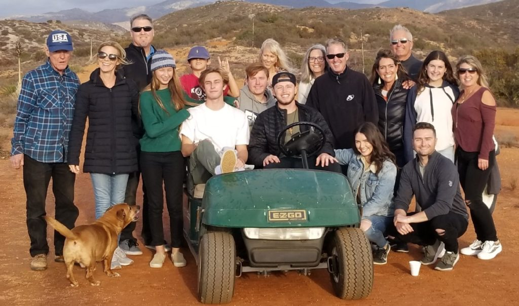 Nick-Allen-baseball-family
